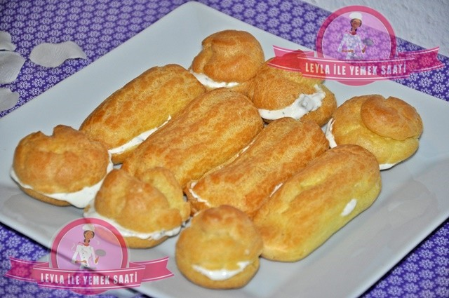 cream puffs recipe4