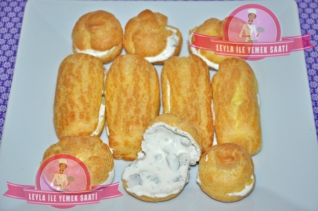 cream puffs recipe5