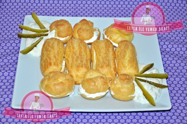 cream puffs recipe9